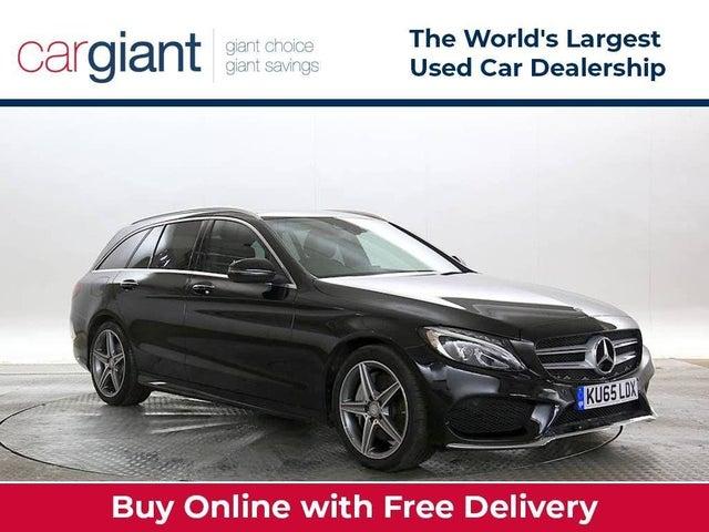 2015 Mercedes-Benz C-Class 2.1TD C250d AMG Line (Premium Plus)(s/s) Estate 5d (65 reg)