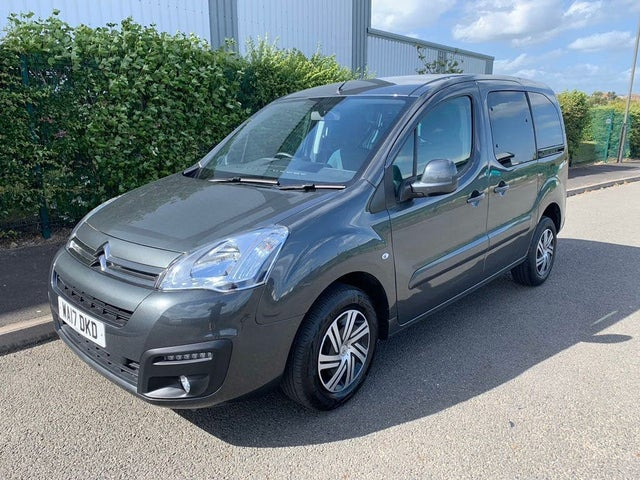 2017 Citroen Berlingo 1.6BlueHDi Multispace Feel (17 reg)