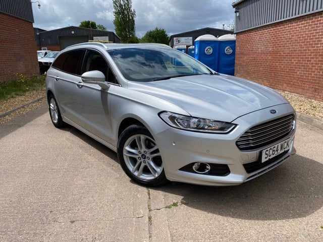 2015 Ford Mondeo 2.0TDCi Titanium (150ps) (s/s) Estate (64 reg)