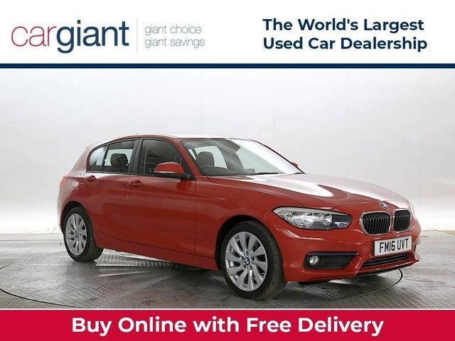 2016 BMW 1 Series 1.5 118i SE 5d (16 reg)