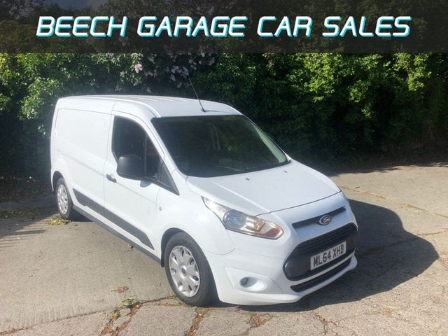 2014 Ford Transit Connect 1.6TDCi L2 Trend 210 Trend Panel (64 reg)