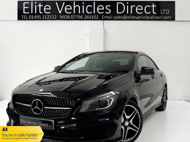 2013 Mercedes-Benz CLA 1.6 CLA 180 AMG Sport (63 reg)
