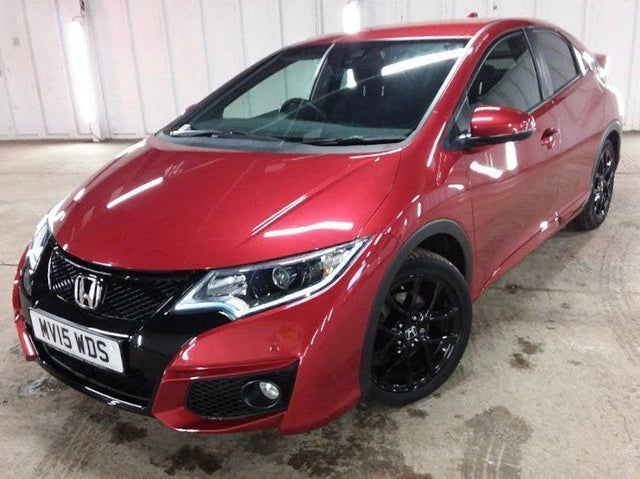 2015 Honda Civic 1.6 i-DTEC Sport (Honda Connect with Navi) (15 reg)
