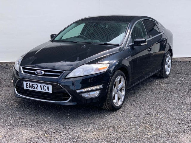 2012 Ford Mondeo 2.0TD Titanium (140ps) Hatchback (62 reg)