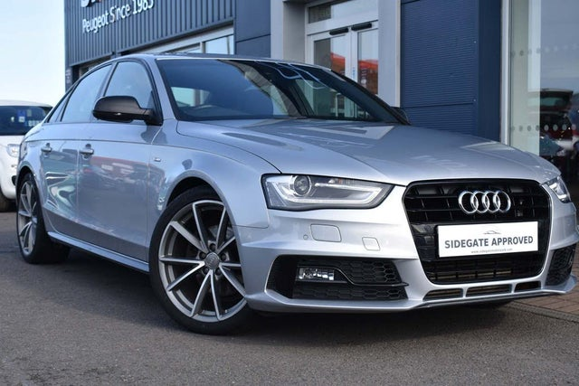 2015 Audi A4 1.8 Black Edition PLUS (170ps) (15 reg)
