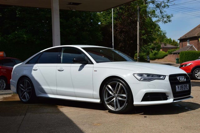 2018 Audi A6 Saloon 1.8 TFSI Black Edition (18 reg)
