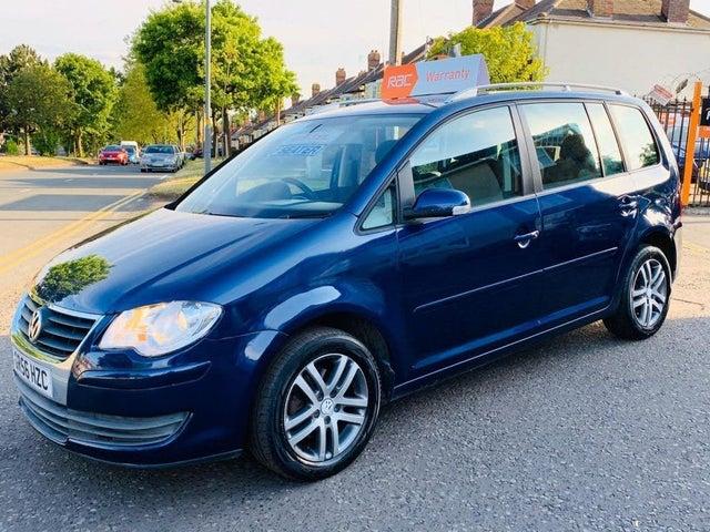 2007 Volkswagen Touran 2.0TD SE (5st) (56 reg)