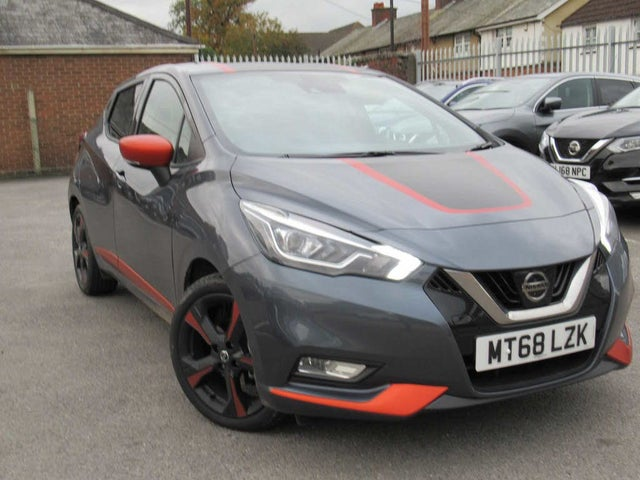 2018 Nissan Micra 0.9 IG-T Bose Personal Edition (68 reg)
