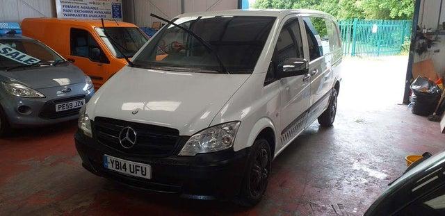 2014 Mercedes-Benz Vito 2.1TD 113CDI 2.1CDI Panel Compact (14 reg)