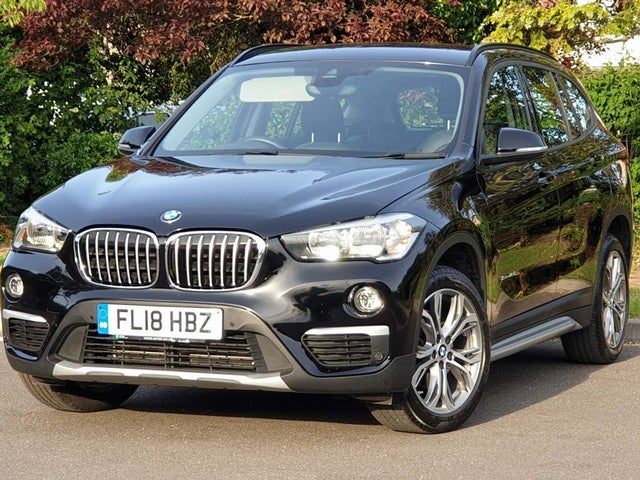 2018 BMW X1 2.0TD sDrive18d SE Sport Auto (18 reg)
