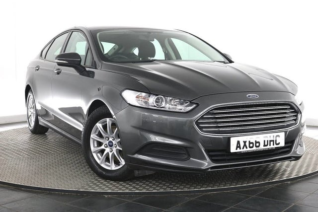 2017 Ford Mondeo 1.5TDCi Style ECO Hatchback 1498cc (66 reg)
