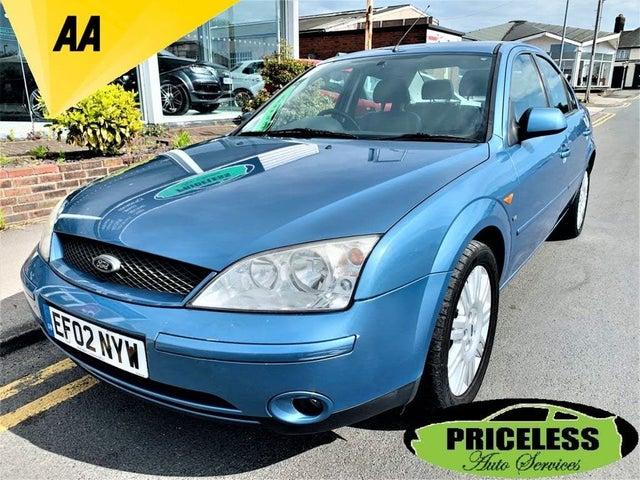 2002 Ford Mondeo 2.5 Ghia X Saloon 4d (02 reg)