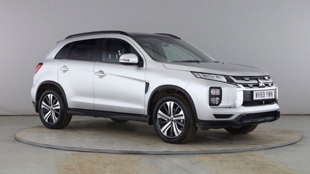 Used Mitsubishi ASX Exceed D For Sale