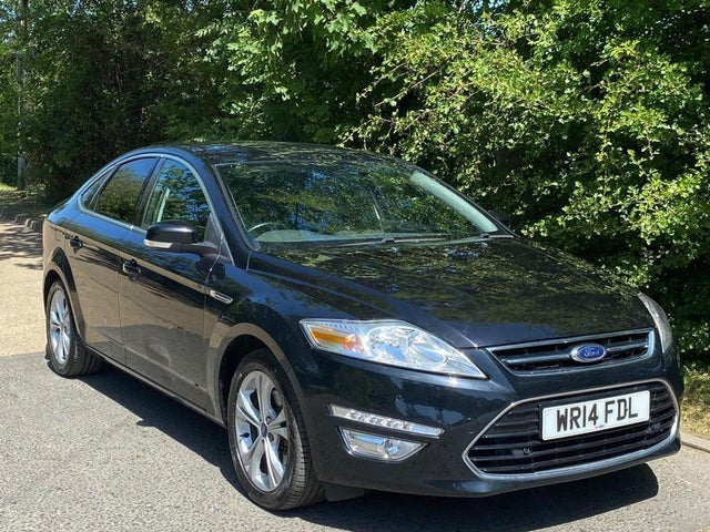 2013 Ford Mondeo 2.0TDCi Titanium X Business (140ps) Hatchback Powershift (14 reg)