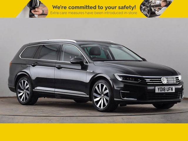 2018 Volkswagen Passat 1.4 TSI GTE Advance Estate 5d (18 reg)
