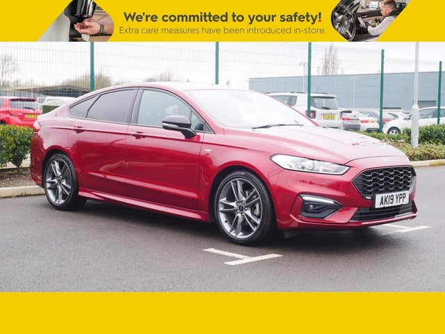 2019 Ford Mondeo 2.0TDCi ST-Line Edition (190ps) EcoBlue (s/s) Hatchback Auto (19 reg)