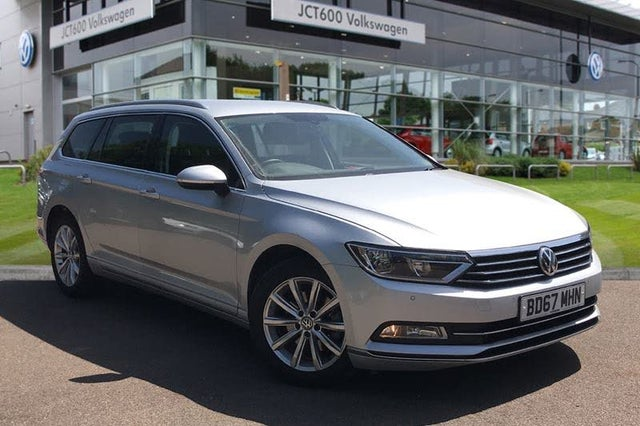 2017 Volkswagen Passat 1.6TDI SE Business (s/s) Estate 5d (67 reg)