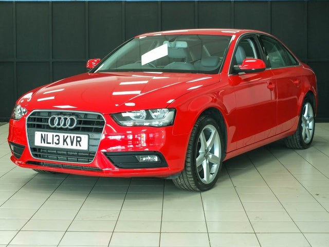 2013 Audi A4 1.8 SE Technik (170ps) (13 reg)