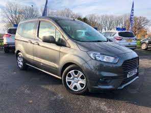 Used Ford Tourneo Courier For Sale Cargurus