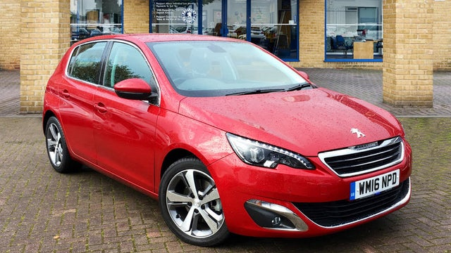 2016 Peugeot 308 2.0 BlueHDi Allure 2.0 BlueHDi EAT6 (16 reg)