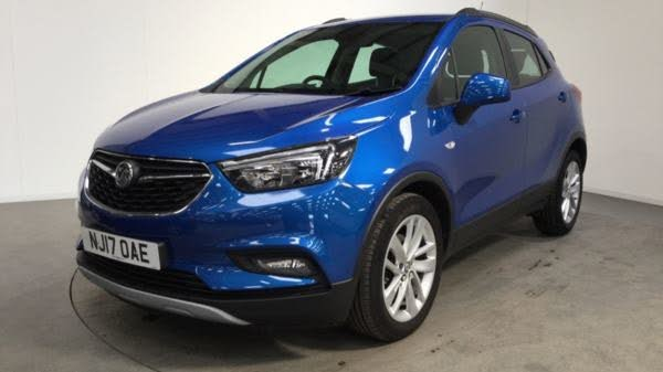 2017 Vauxhall Mokka X 1.4i 16v Turbo Active (140ps) Auto (17 reg)
