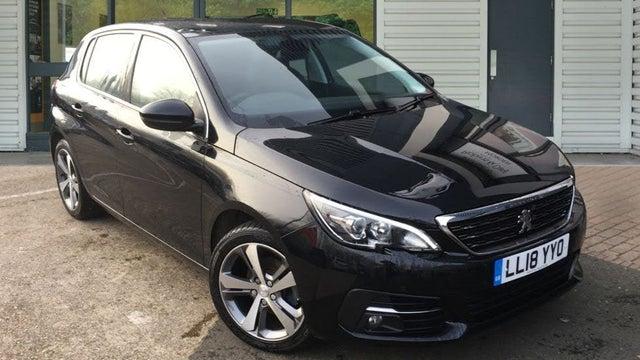 2018 Peugeot 308 1.2 PureTech Allure (130bhp) (18 reg)