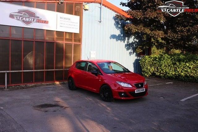 2010 Seat Ibiza 2.0TD FR (143ps) 5d (10 reg)