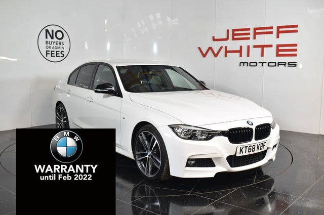 2019 BMW 3 Series 2.0 320i M Sport Shadow Edition Saloon 4d (68 reg)