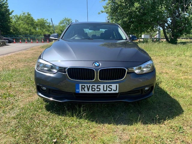 2015 BMW 3 Series 2.0TD 320d ED Plus Saloon 4d Auto (65 reg)