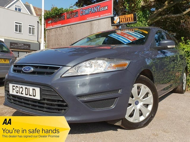 2012 Ford Mondeo 2.0TDCi Edge (140ps) Estate Powershift (12 reg)
