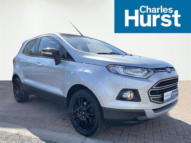 2017 Ford EcoSport 1.0T Titanium S (140ps) (Z6 reg)