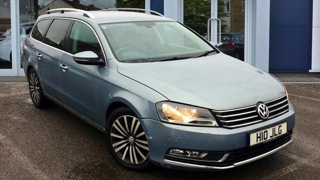 2011 Volkswagen Passat 1.6TD Sport Estate 5d (61 reg)