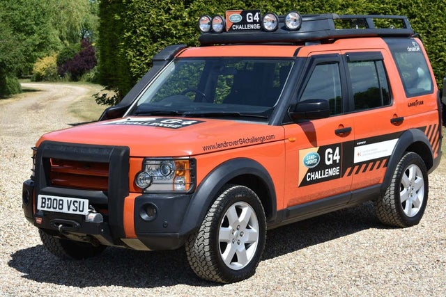 2008 Land Rover Discovery 3 2.7TD HSE auto (08 reg)