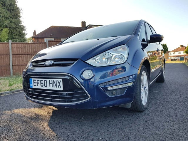 2011 Ford S-MAX 2.0TDCi Titanium (140ps) Powershift (60 reg)