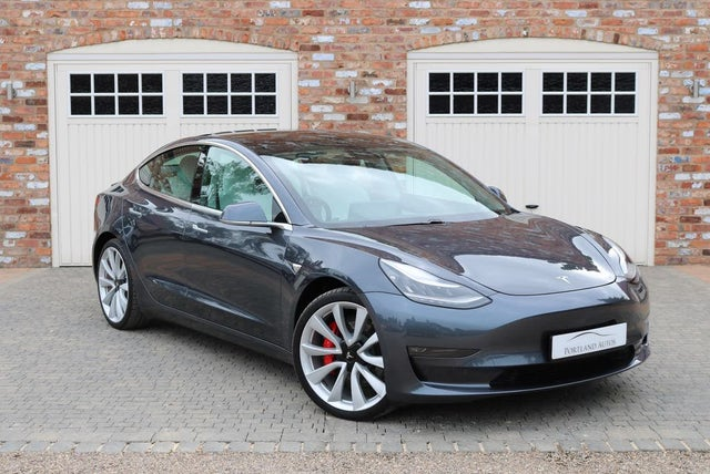 Used Tesla Model 3 for sale - CarGurus