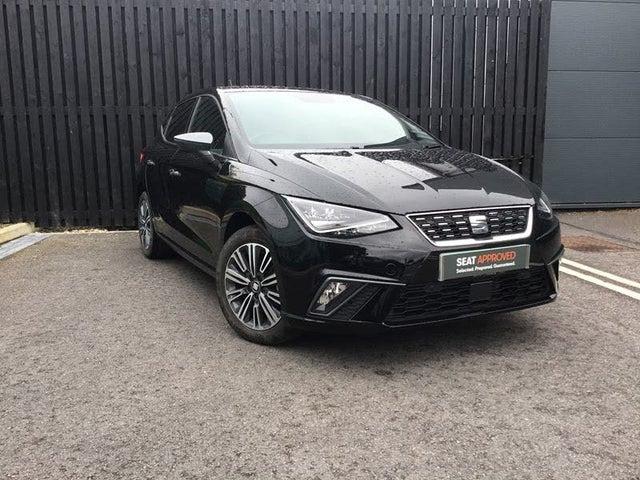2019 Seat Ibiza 1.0 TSI XCELLENCE (95ps) (69 reg)