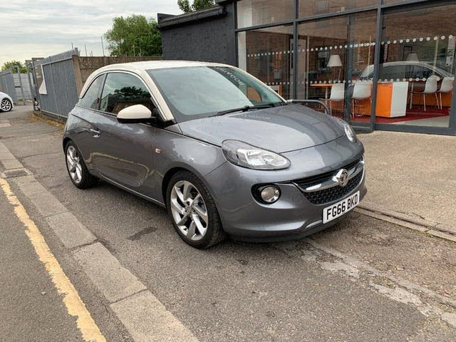 2016 Vauxhall ADAM 1.4i VVT 16v SLAM (87ps) (66 reg)