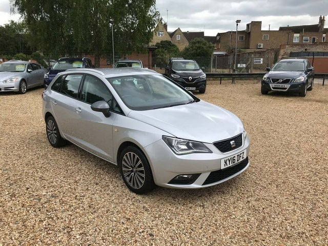 2016 Seat Ibiza 1.2 TSI Connect Sports Tourer 5d (16 reg)