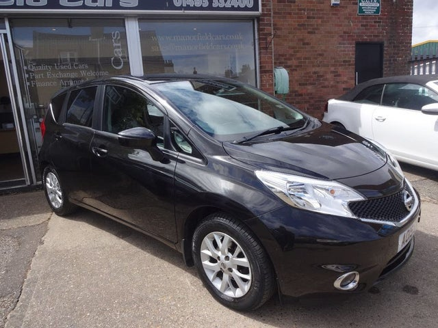 2015 Nissan Note 1.5dCi Acenta Premium (Style Pack) (15 reg)
