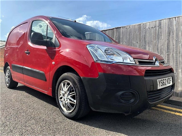 2012 Citroen Berlingo 1.6TD L1625 Enterprise Special Edition Panel (62 reg)
