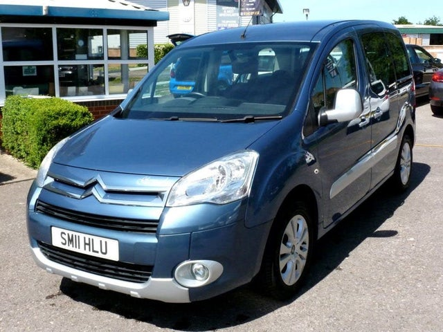 2011 Citroen Berlingo 1.6TD Multispace Plus Special Edition (11 reg)