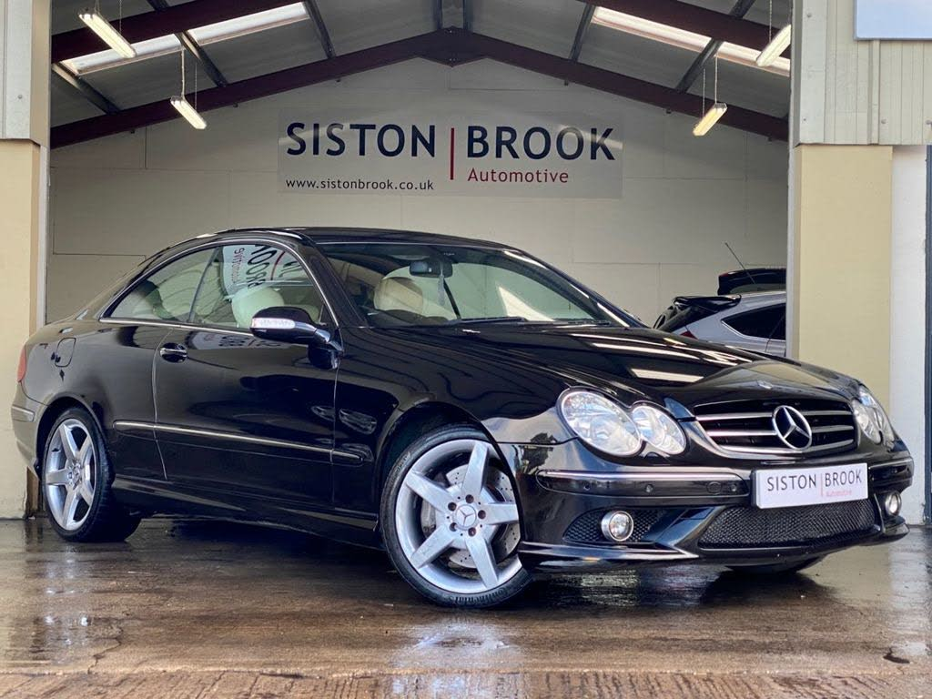 Used Mercedes Benz Clk For Sale In Weston Super Mare Cargurus