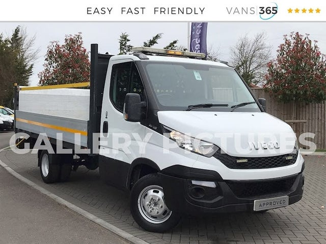 2015 Iveco Daily C Class 2.3TD 35C13 3750 Chassis Cab (15 reg)