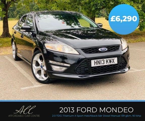 2013 Ford Mondeo 2.0TD Titanium X Sport (13 reg)