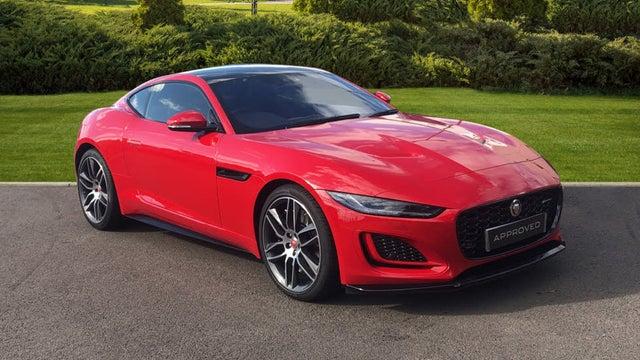 2020 Jaguar F-TYPE 5.0 V8 S/C R-Dynamic AWD Coupe (20 reg)