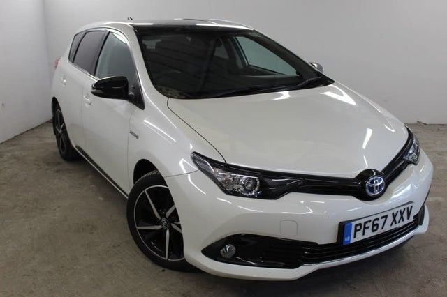 2018 Toyota Auris 1.8 VVT-i HSD GB25 (TSS) (Leather) (67 reg)