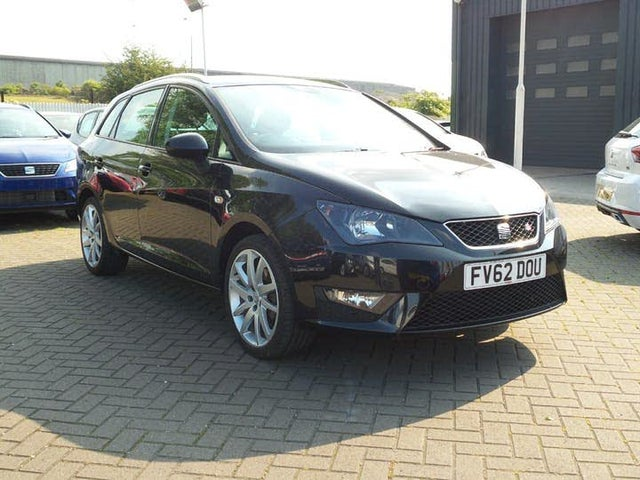 2013 Seat Ibiza 1.6TD FR (105ps) ST Estate 5d (62 reg)