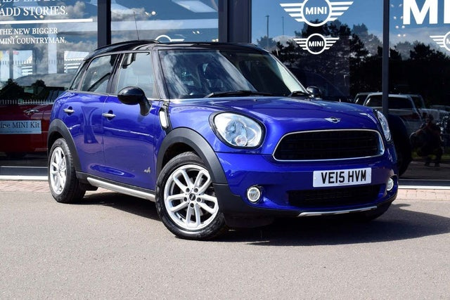 2015 MINI Countryman (15 reg)