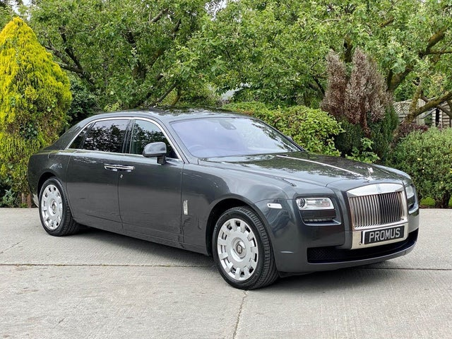 Used Rolls-Royce Ghost with 4 doors for sale - CarGurus