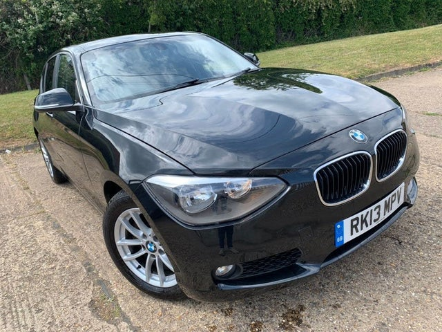 2013 BMW 1 Series 2.0TD 120d SE Hatchback 5d (13 reg)
